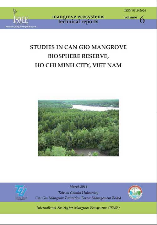 ISME Mangrove Ecosystems Technical Reports No.6